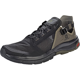 Salomon Techamphibian 4 Shoes Herre black/beluga/castor gray